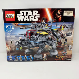 Retired Set 75157 Star Wars Captain Rex's AT-TE