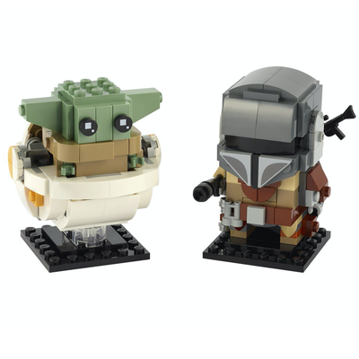 New Set 75317 Star Wars The Mandalorian™ & the Child