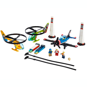 New Set 60260 City Air Race