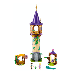 New Set 43187 Rapunzel's Tower