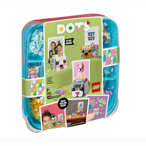 New Set 41904 DOTS Animal Picture Holders