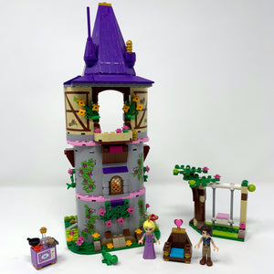 Used Set 41054 Rapunzel's Creativity Tower