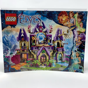 Used Set 41078 Skyra's Mysterious Sky Castle