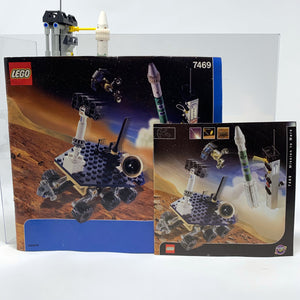 Used Set 7469 Mission to Mars