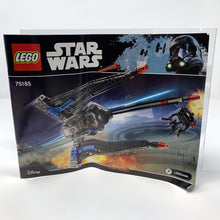 Used Set 75185 Star Wars Tracker 1