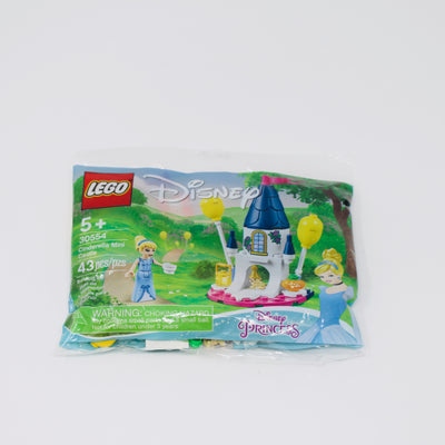 Polybag 30554 Disney Princess Cinderella Mini Castle