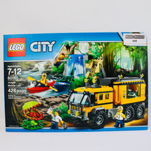 Retired Set 60160 City Jungle Mobile Lab