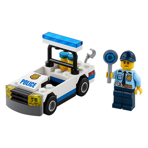 Polybag 30352 City Police Car