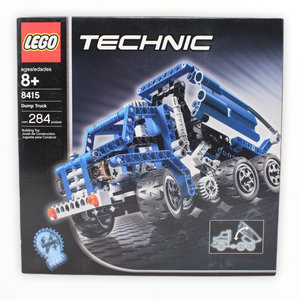 Retired Set 8415 Technic Dump Truck