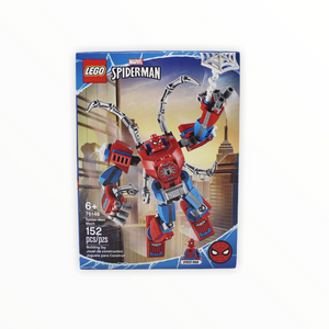 Certified Used Set 76146 Spider-Man Mech