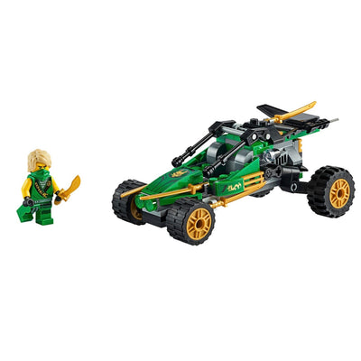 New Set 71700 Ninjago Jungle Raider