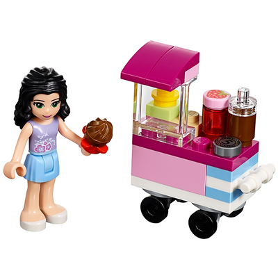 Polybag 30396 Friends Cupcake Stand