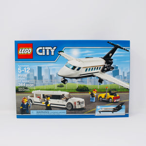 Retired Set 60102 City Airport VIP Service