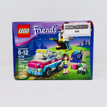 Retired Set 41116 Friends Olivias Exploration Car