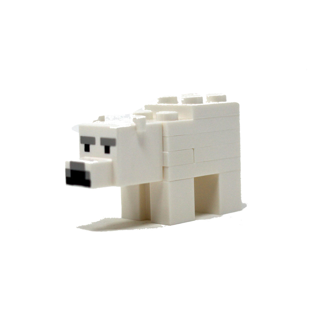 Minecraft Polar Bear Baby