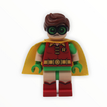 Robin (LEGO Batman Movie, smile with teeth, frown)