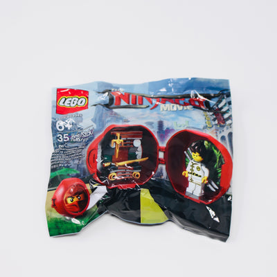 Polybag 5004916 Ninjago Movie Kais Dojo Pod