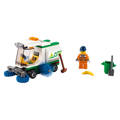 New Set 60249 City Street Sweeper