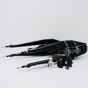 Used Set 75179 Star Wars Kylo Ren's TIE Fighter