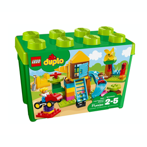 New Set 10864 DUPLO Large Playground Brick Box
