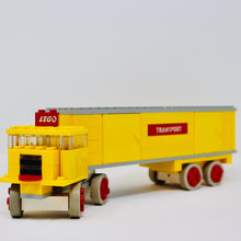 Used Set 335 Classic Transport Truck