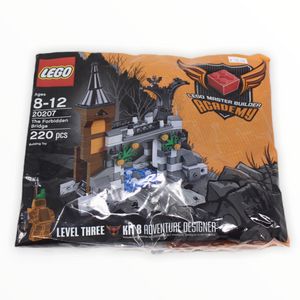 Polybag 20207 LEGO Master Builder Academy Level 3 - Kit 8 The Forbidden Bridge