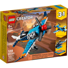 New Set 31099 Creator Propeller Plane