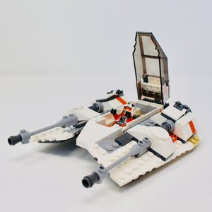 Used Set 8089 Star Wars Hoth Wampa Cave