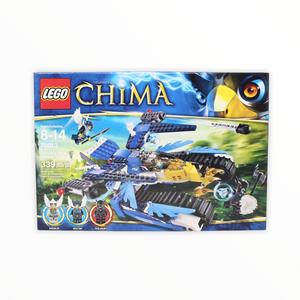 Retired Set 70013 Legends of Chima Equila's Ultra Striker