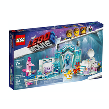 Retired Set 70837 LEGO Movie 2 Shimmer & Shine Sparkle Spa!