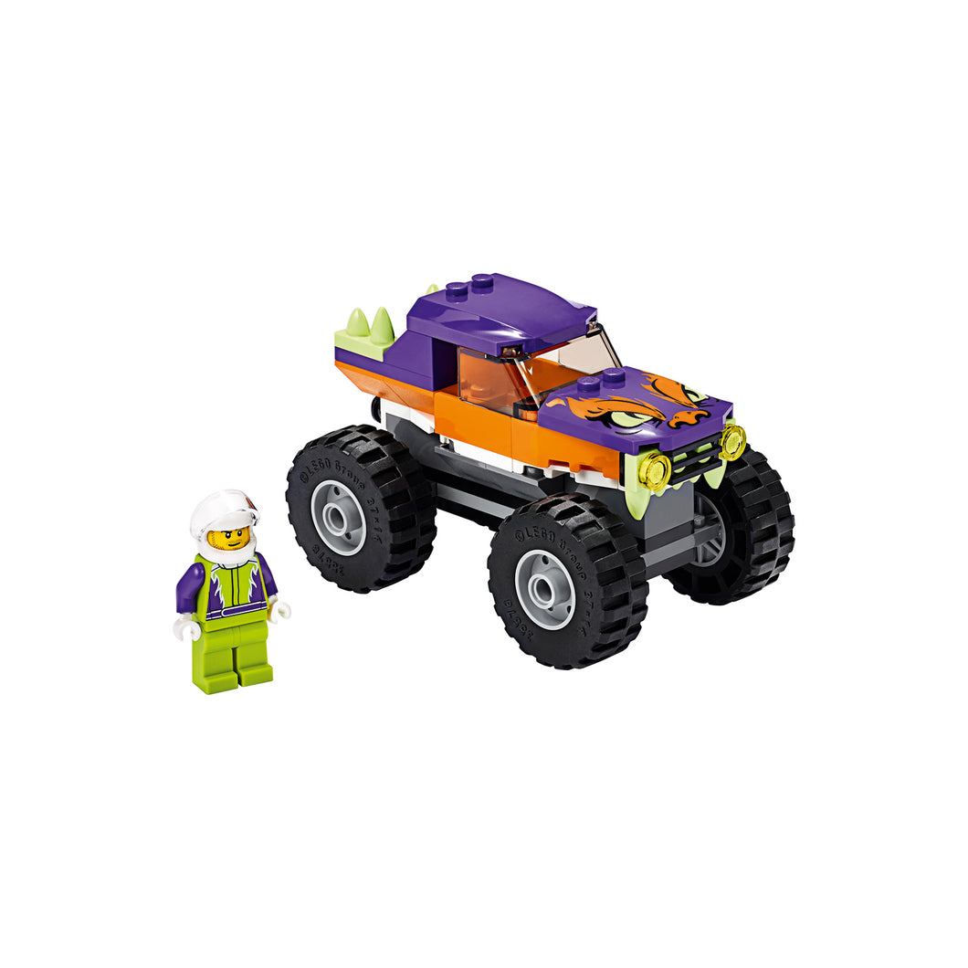 New Set 60251 City Monster Truck