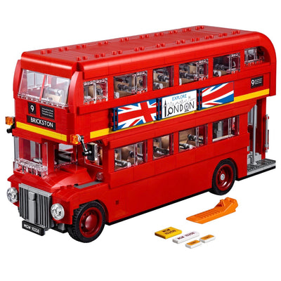New Set 10258 Creator London Bus