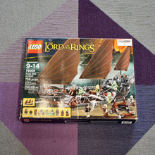 Retired Set 79008 The Lord of the Rings Pirate Ship Ambush