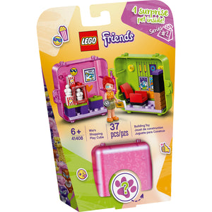New Set 41408 Friends Mia's Shopping Play Cube