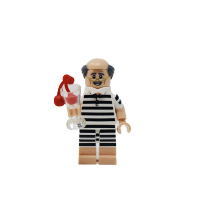 The LEGO Batman Movie Series 2: Vacation Alfred Pennyworth