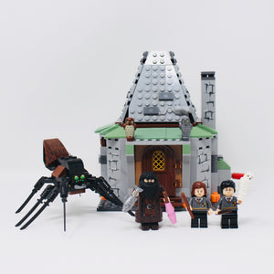 Used Set 4738 Harry Potter Hagrids Hut (2010)