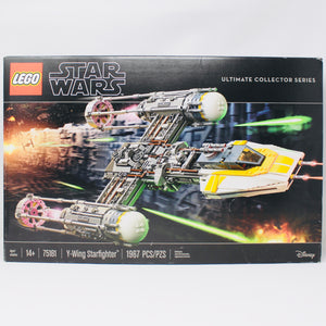 Certified Used Set 75181 Star Wars Y-Wing Starfighter - UCS (2nd edition)