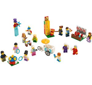 New Set 60234 City People Pack - Fun Fair