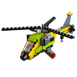 New Set 31092 Creator Helicopter Adventure