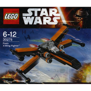 Polybag 30278 Star Wars Poes X-Wing Fighter