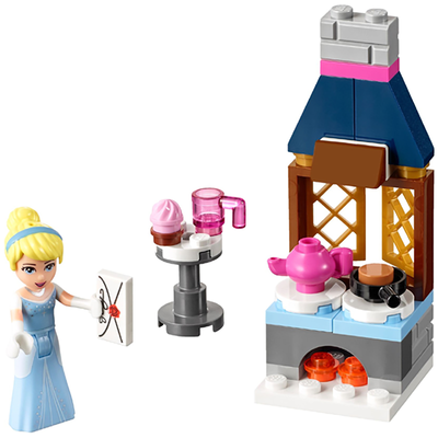 Polybag 30551 Disney Cinderella's Kitchen