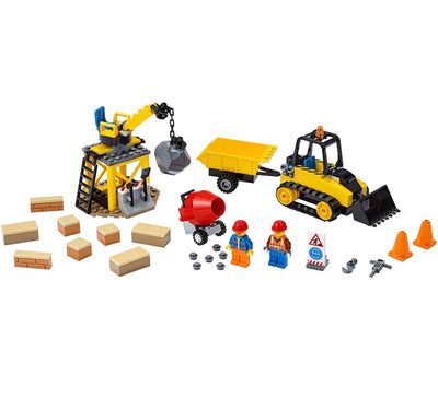 New Set 60252 City Construction Bulldozer