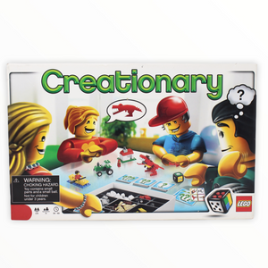 Certified Used Set 3844 LEGO Creationary