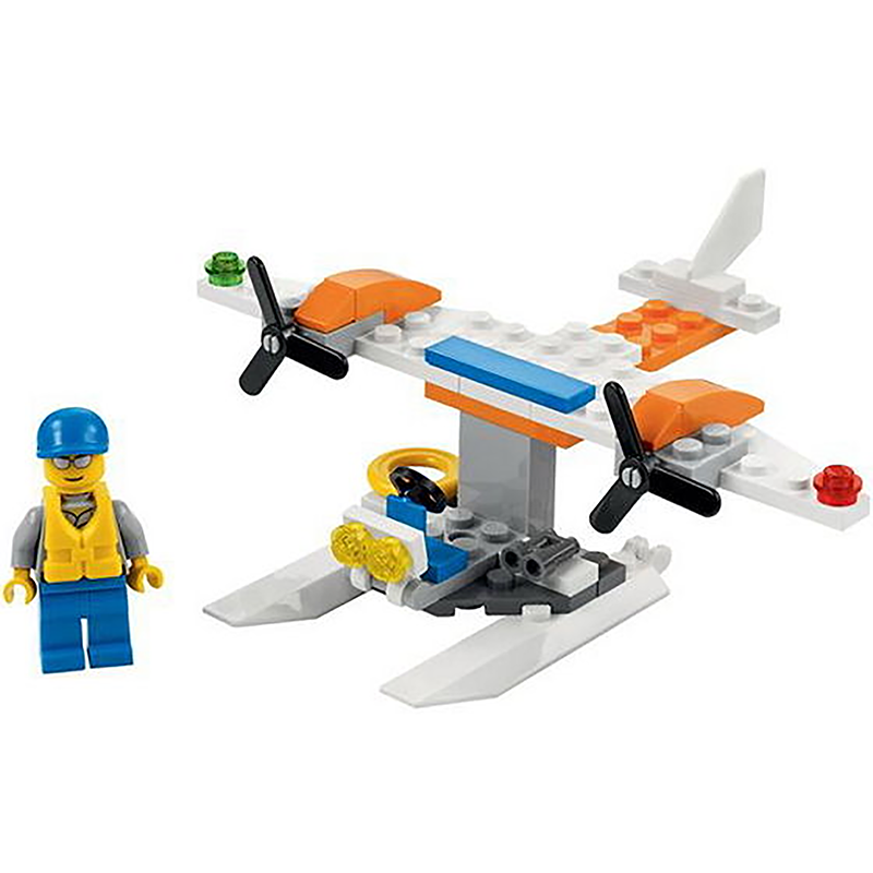 Polybag 30225 City Coast Guard Seaplane