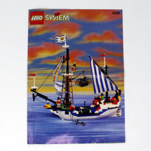 Used Set 6280 Pirates Armada Flagship