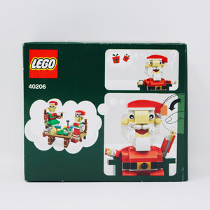 Retired Set 40206 LEGO Santa