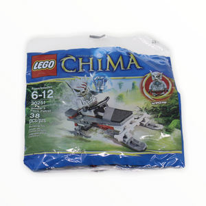Polybag 30251 Legends of Chima Winzar's Pack Patrol