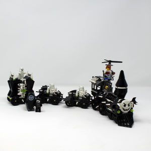 Used Set 9467 Monster Fighters The Ghost Train