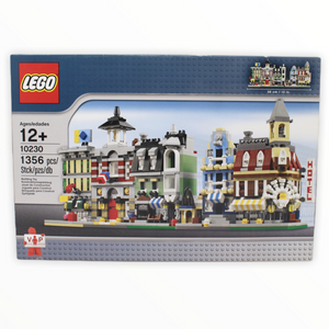 Retired Set 10230 LEGO Mini Modulars