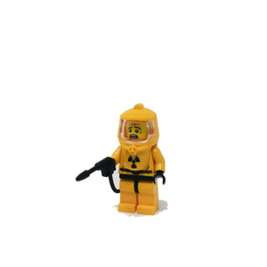 LEGO Series 4: Hazmat Guy